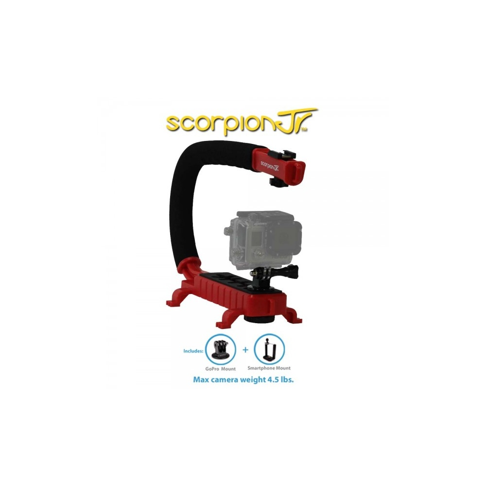 Cam Caddie Scorpion Junior Red