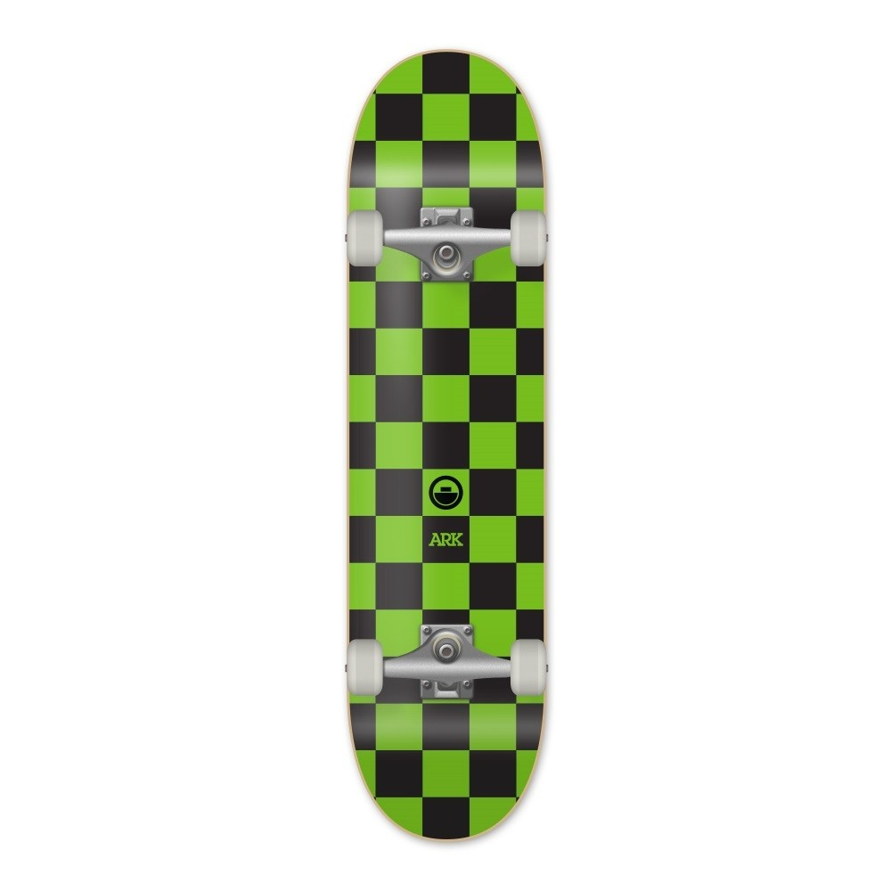 "Ark Complete 7.25"" (Mini) Green Checkers"