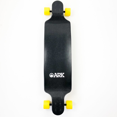 Ark Longboard Downhill Complete Black Logo - Dropdown 41.25""