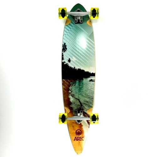 "Ark Complete 42"" Sandy Beach Pintail Longboard"