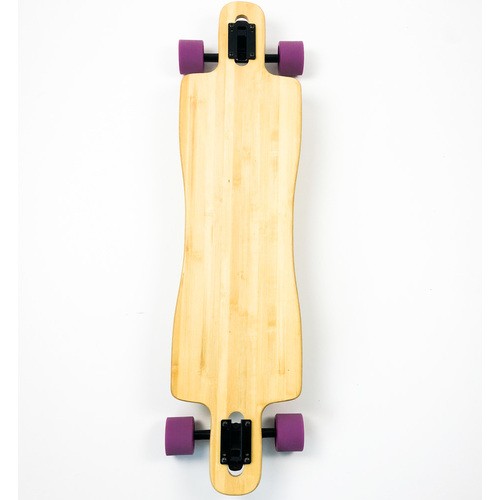"Ark Complete 38"" Downhill Sunset Dropthrough Bamboo Longboard"