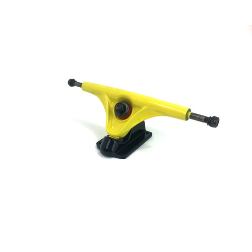 Dynami Trucks 180mm Yellow/Black Reverse Kingpin