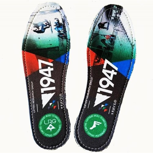 Footprint 5mm Insoles (11/11.5) LRG