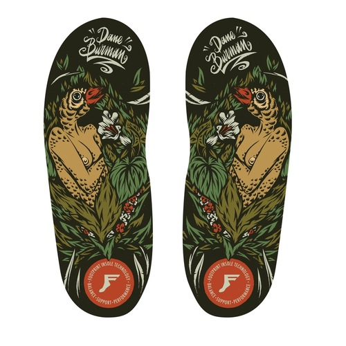 Footprint 7mm Insoles (11/11.5) Burman Chicks