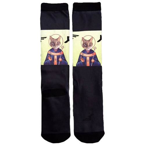 Footprint Socks Kittybabe Blessings