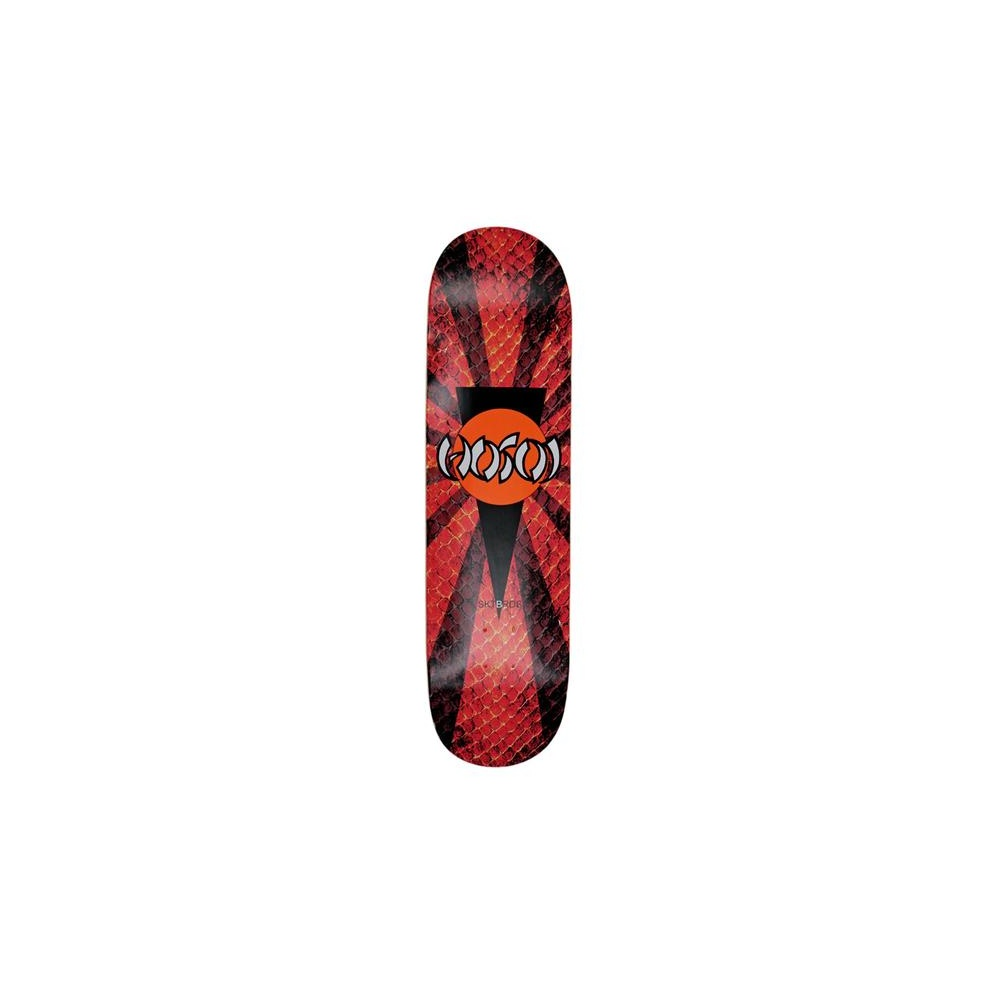 "Hosoi Deck 8.5"" Snakeskin Orange"