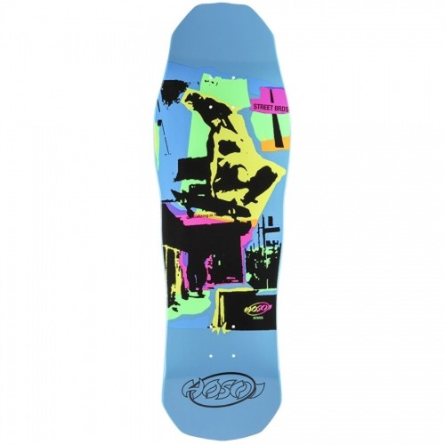 Hosoi Deck Pop Art Blue 1987