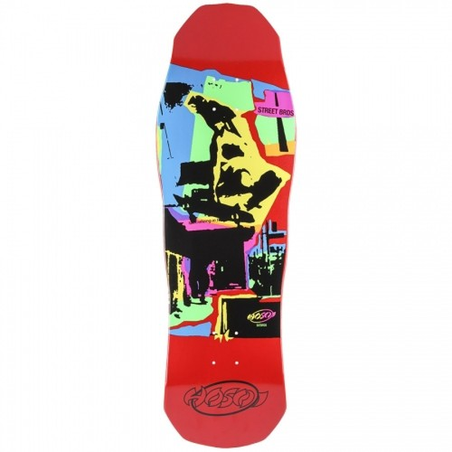 Hosoi Pop Art Red 1987