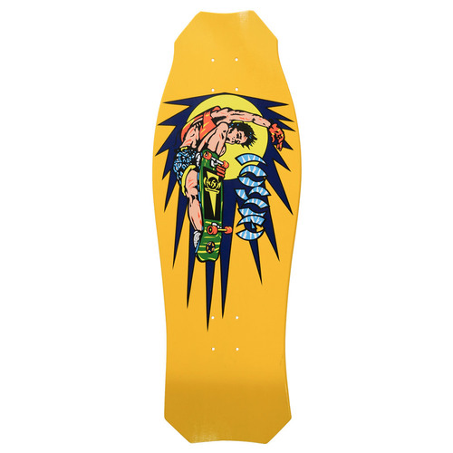 "Hosoi Deck 10.25"" Yellow Rocket Air"