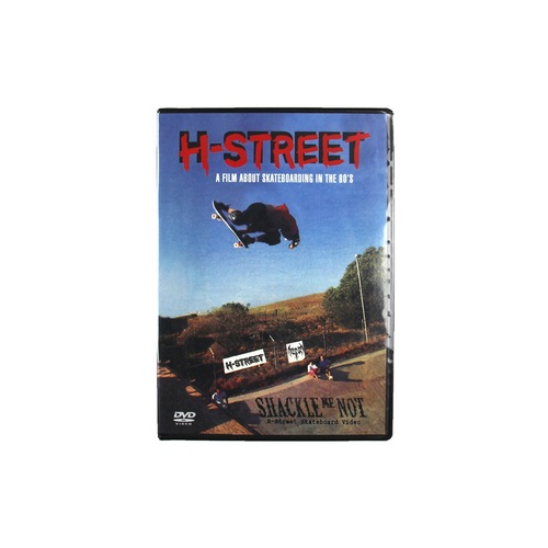 H-Street DVD Shackle Me Not
