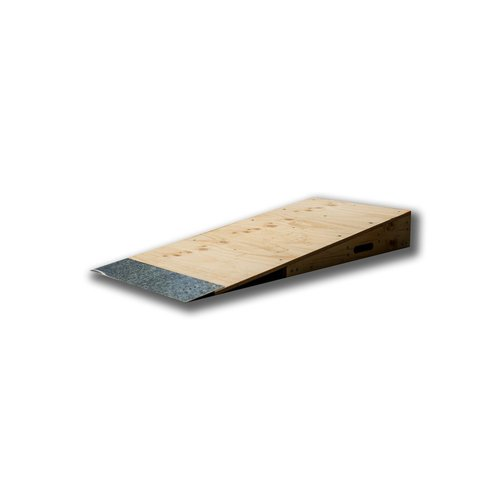 Wedge Ramp 150mm High (Half Width)