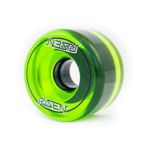 Risen Wheels 63mm (82a) Green