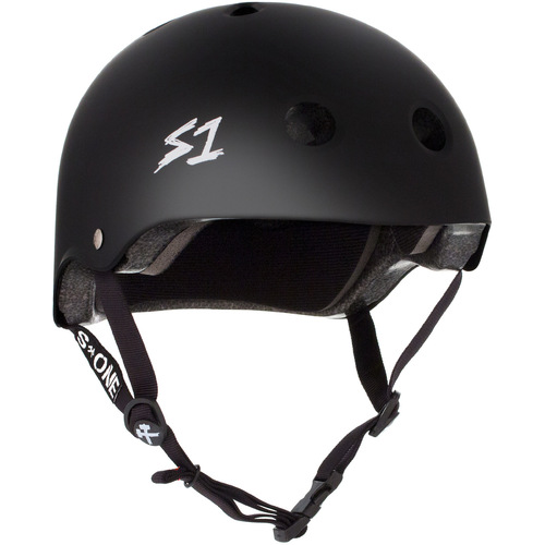 S-One Helmet Lifer (S) Black Matte - AUS/NZ Certified