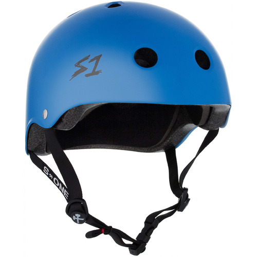 S-One Helmet Lifer (S) Cyan Matte - AUS/NZ Certified