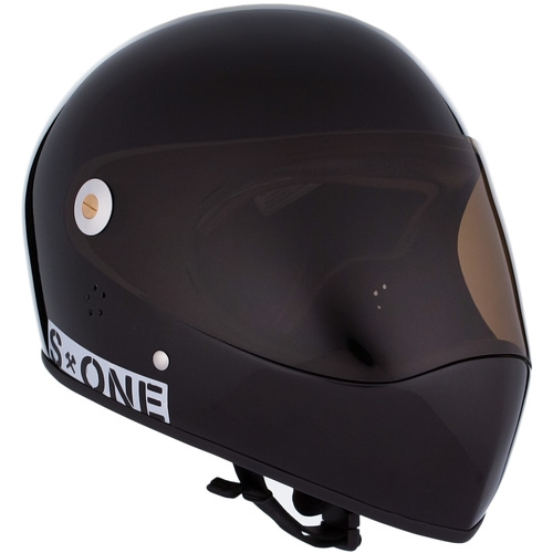 S-One Full Face Helmet Lifer (L) Black Gloss