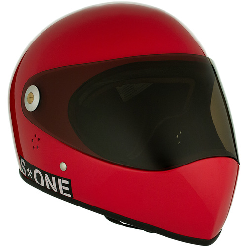 S-One Full Face Helmet Lifer (3XL) Red Gloss