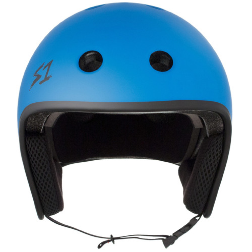 S-One Helmet Retro Lifer (XS) Cyan Matte
