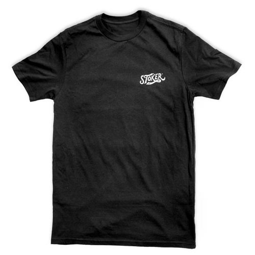Stoker Tee (XL) Toiler Black