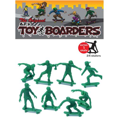 Toyboarders Skate 1 Green