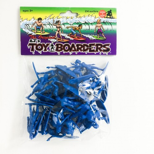 Toyboarders Surf 1 Blue