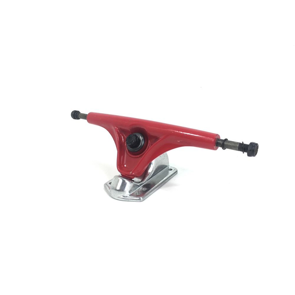 Dynami Trucks 180mm Red/Raw Reverse Kingpin