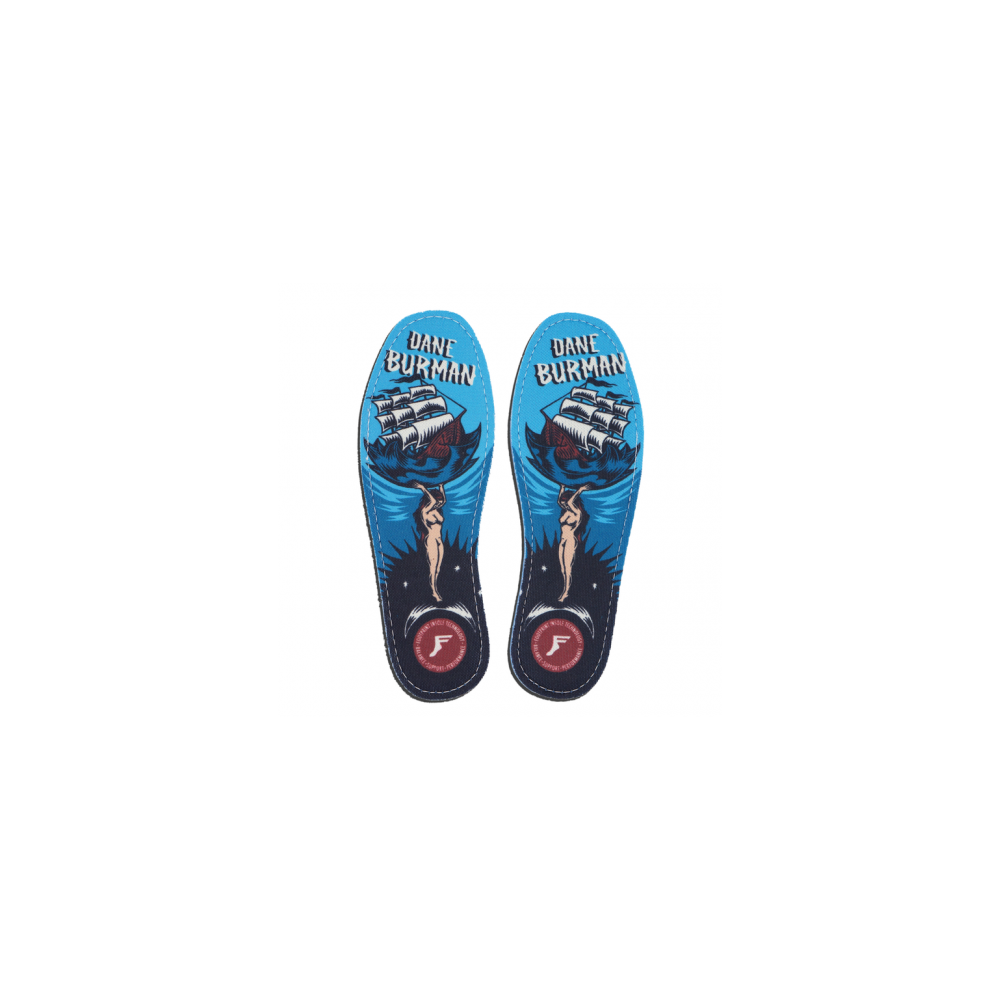 Footprint 7mm Insoles (11/11.5) Burman Atlas