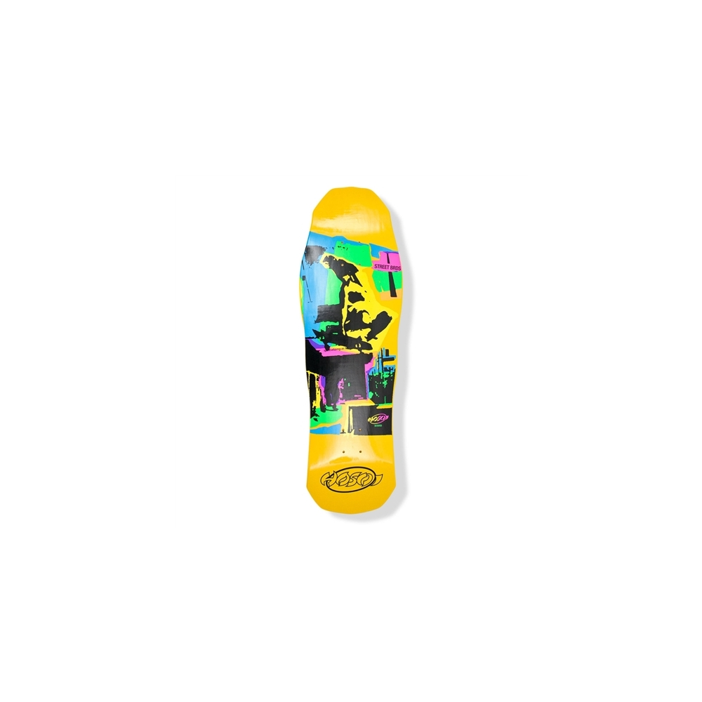 Hosoi Deck Pop Art Yellow 1987