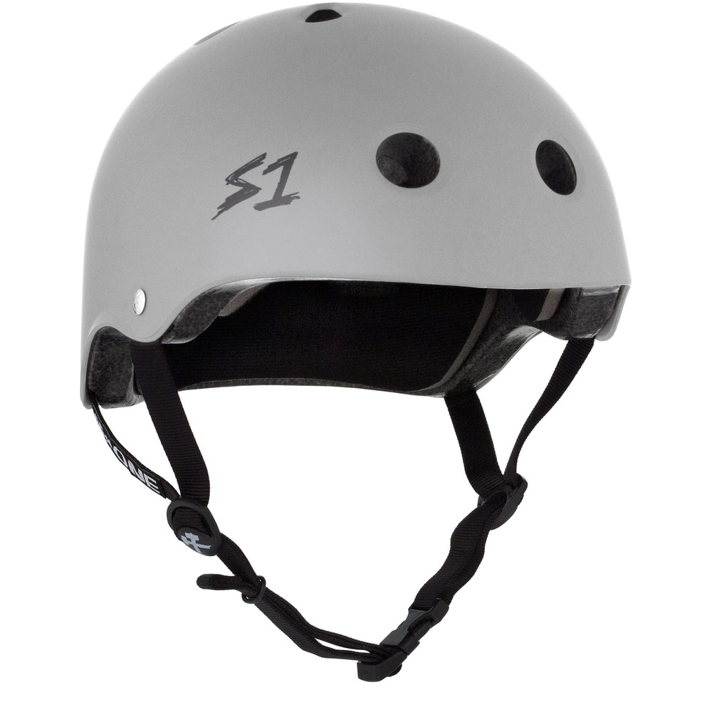 S-One Helmet Lifer (3XL) Grey Matte