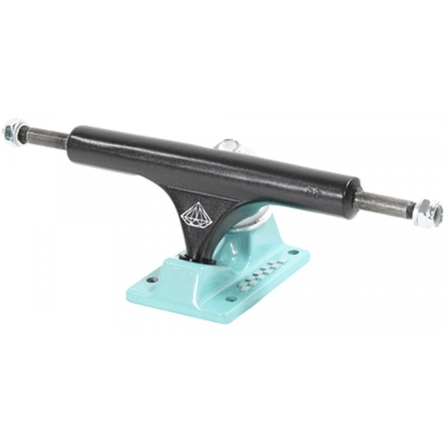"Ace Trucks 33 (5.375"") Diamond Black/Teal"