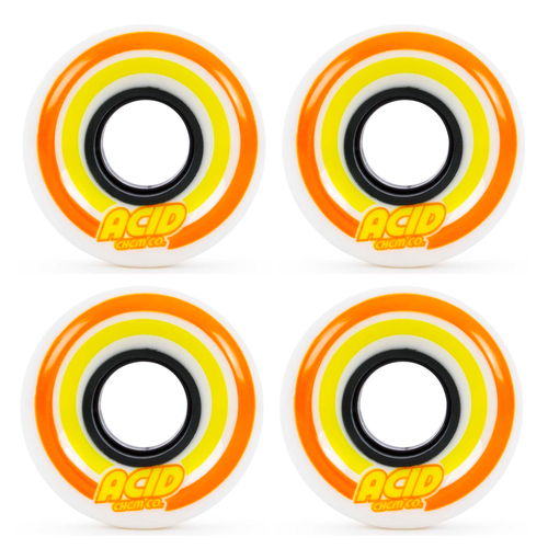 Acid Wheels 55mm (86a) Pods White