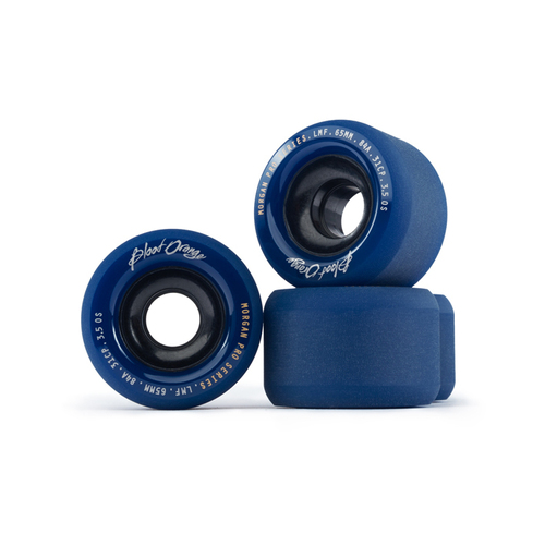 Blood Orange Wheels Morgan Pro 65mm 84a Navy