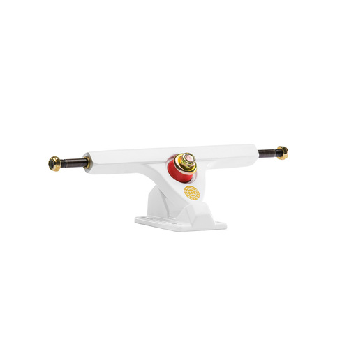 "Caliber Trucks RKP V2 10"" 50d White/Gold"