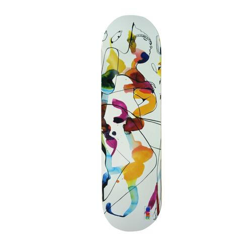 "Colours Deck King of Summer 8.3"" Will Barras"