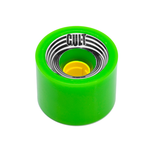 Cult Wheels Zilla 72mm Green
