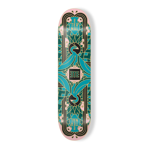 "Eternal Deck Immortal 8.125"" Green"