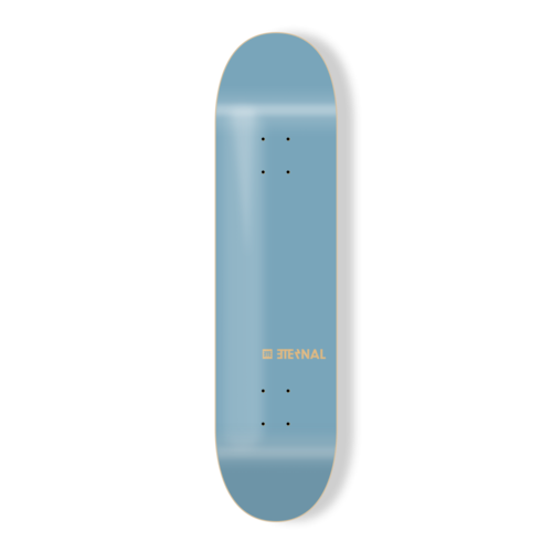 Eternal Deck 8.125 Logo Blue
