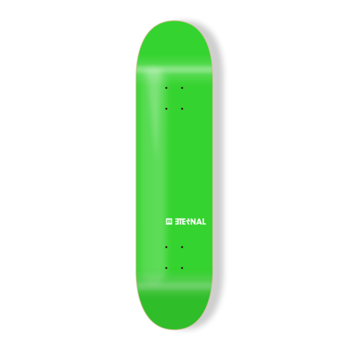 Eternal Deck 9.0 Neons Green