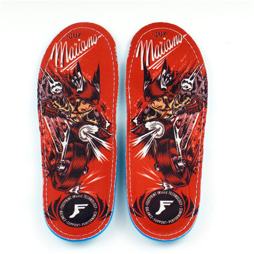 Footprint Gamechangers Insoles (8/8.5) Guy Mariano