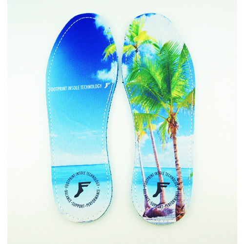 Footprint 7mm Insoles (12/12.5) Beach
