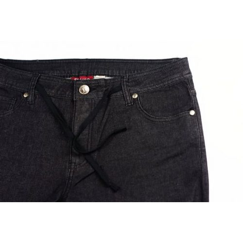 Footprint 1985 Stretch Denim (32) Black