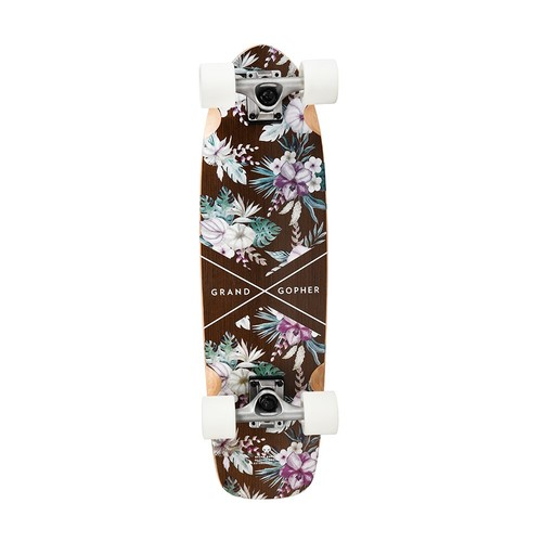 Grand Gopher Floral Wood Cruiser