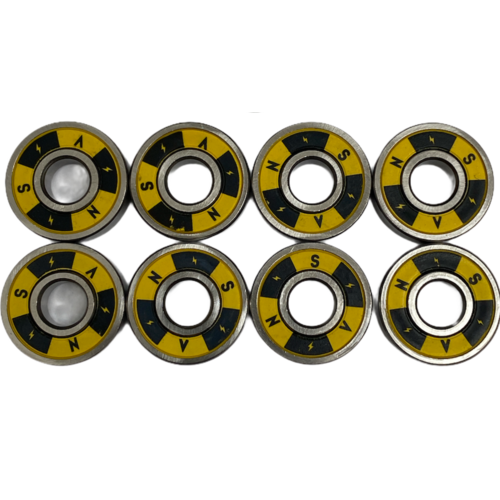 Hamboards SAN-O Turning Bearings (Nylon/Grease) - Set of 8 - San-O Bearings