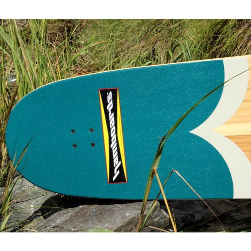 "Hamboards Complete 6' 6"" Classic Bamboo Sano HST"