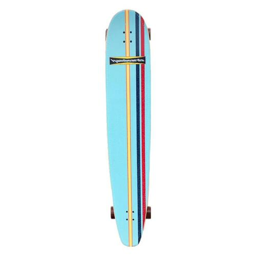 Hamboards Complete 5' Logger Light Blue Stripes HST