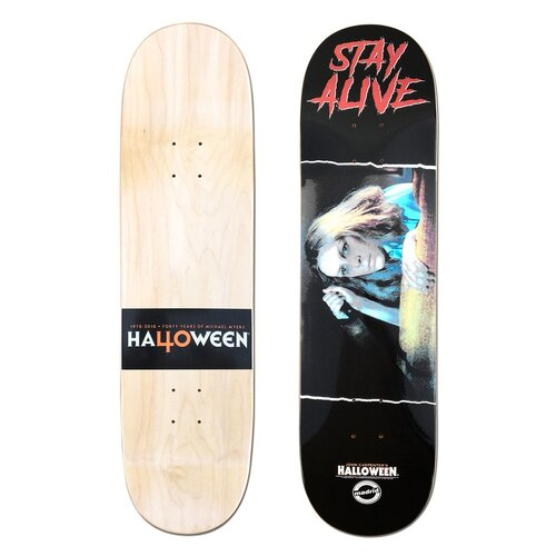 Madrid Deck Laurie Stay Alive - Street Deck 8.25""