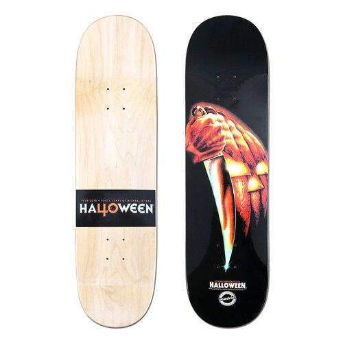 Madrid Deck Pumpkin Slasher - Street Deck 8.25""