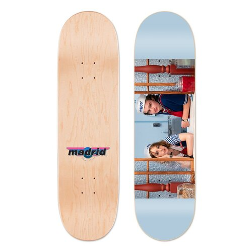 Madrid Deck Scoops Ahoy Street Deck 8.25""