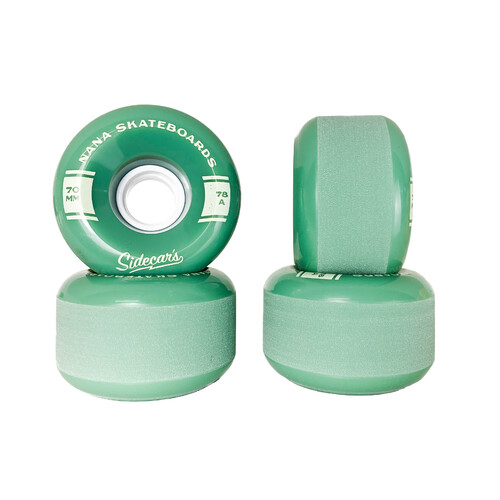 NANA Wheels 70mm Sidecars Sage