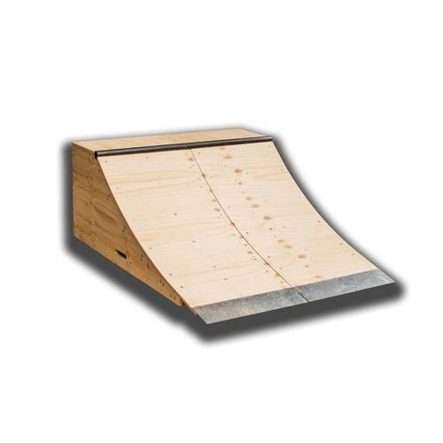 Quarter Pipe 565mm High (Full Width)