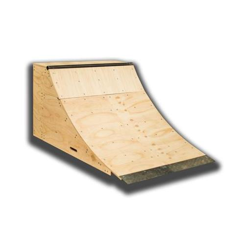 Quarter Pipe 840mm High (Full Width)